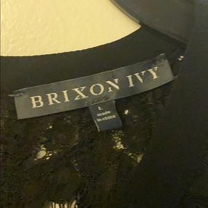 Brixon Ivy Tops - Brixon Ivy Top Stitch Fix NWOT Black